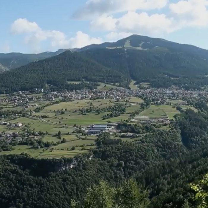 Video Turistico Alpe Cimbra Estate