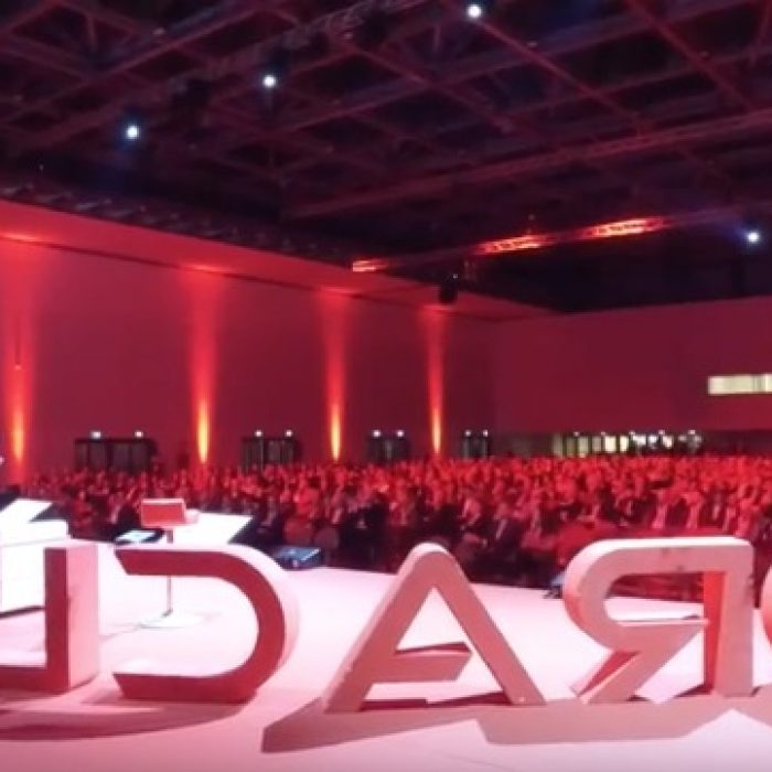 Oracle Cloud Day – Evento